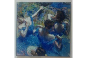 Гобелен BLUE DANCERS-DEGAS