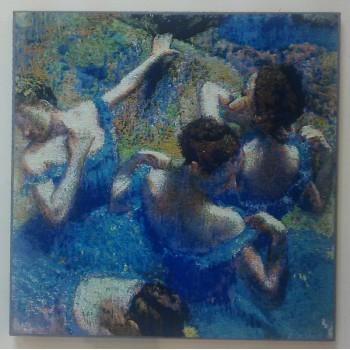 Гобелен BLUE DANCERS-DEGAS