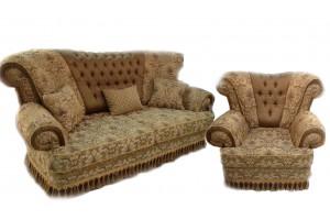 Комплект мягкой мебели ТУРИН