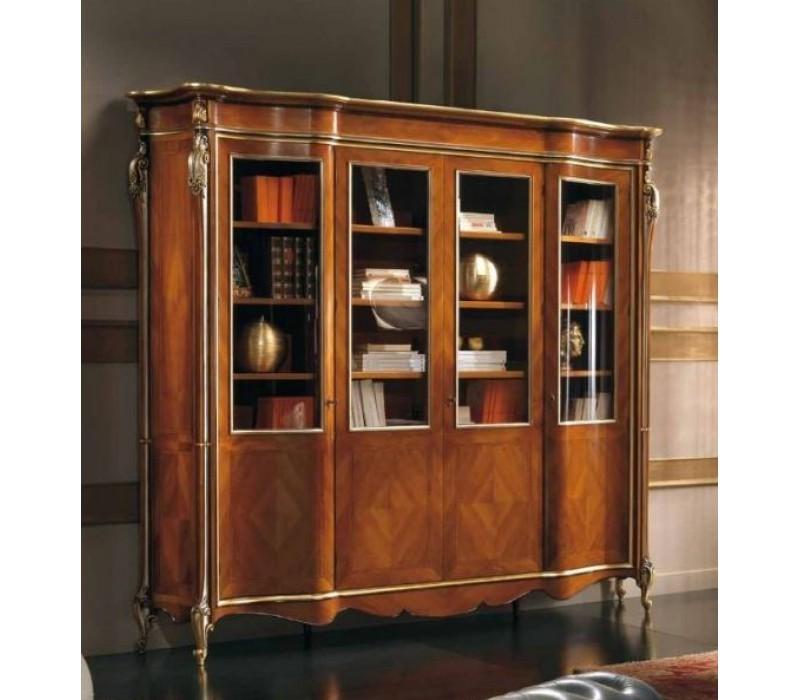 Книжный шкаф btc international melograno 0236n. купить в бря.