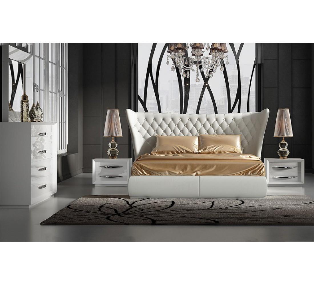 Новая спальня MIAMI, от испанской фабрики FRANCO FURNITURE, в складской программе